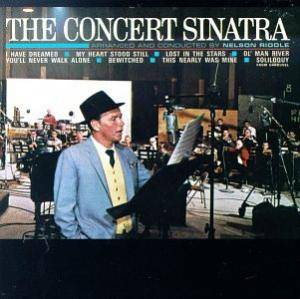 Frank Sinatra: Concert Sinatra, The - Cover