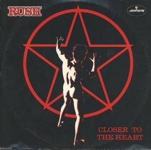 Rush: Closer To The Heart - Cover
