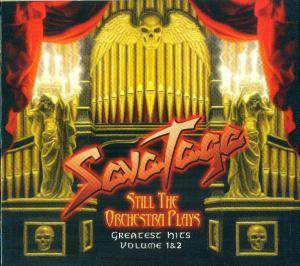 Savatage: Still The Orchestra Plays - Greatest Hits Volume 1 & 2 - Cover