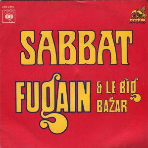 Cover - Michel Fugain & Le Big Bazar: Sabbat