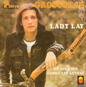 Cover - Pierre Groscolas: Lady Lay