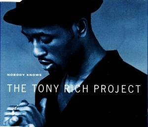 Cover - Tony Rich Project: Nobody Knows