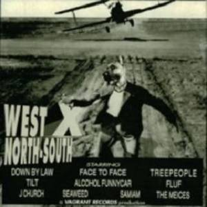West x North-South - Cover