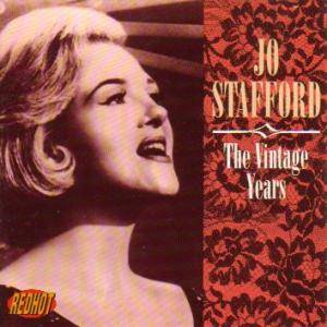 Cover - Jo Stafford: Vintage Years, The