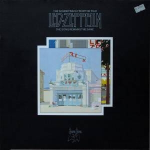Led Zeppelin: The Song Remains The Same (2-LP) - Bild 1