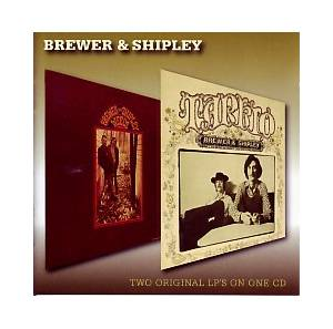 Cover - Brewer And Shipley: Weeds / Tarkio