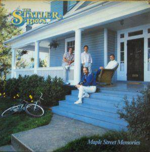 Cover - Statler Brothers: Maple Street Memories