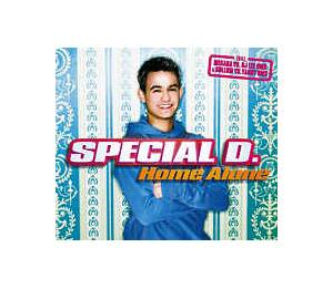 Cover - Special D.: Home Alone