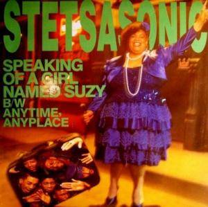 Cover - Stetsasonic: Speaking Of A Girl Named Suzy