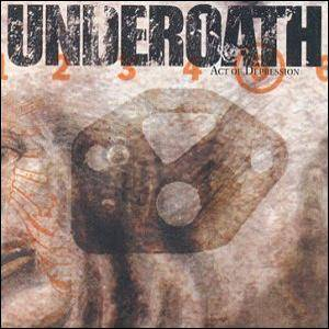 Cover - Underoath: Act Of Depression