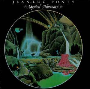 Jean-Luc Ponty: Mystical Adventures - Cover