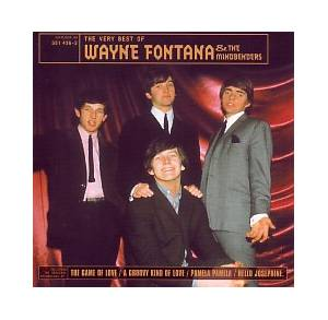 Cover - Wayne Fontana & The Mindbenders: Very Best Of, The