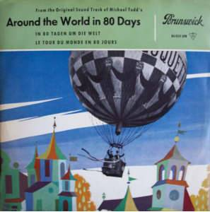 Cover - Victor Young: Around The World In 80 Days