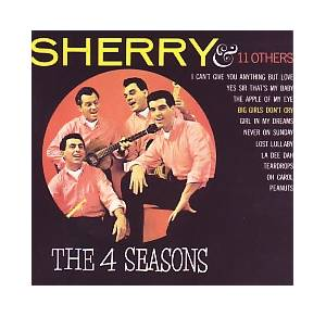 Cover - Four Seasons, The: Sherry & 11 Others