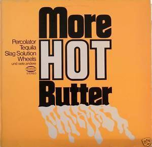 Cover - Hot Butter: More Hot Butter