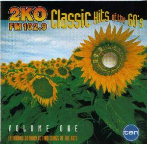Cover - Throb, The: 2KO FM 102.9 / ten - Classic Hits Of The 60's Volume 1