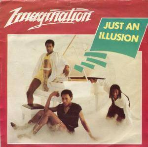 Imagination: Just An Illusion - Cover