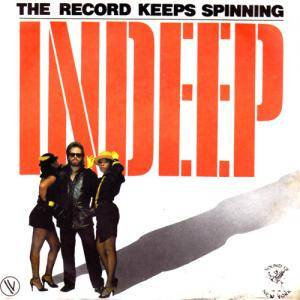 Indeep: Record Keeps Spinning, The - Cover