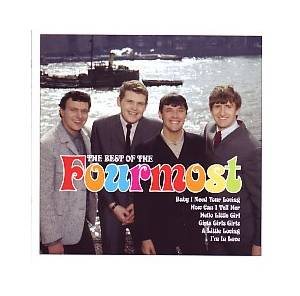 Cover - Fourmost, The: Best Of, The