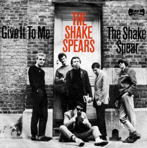 The Shake Spears: Shake Spear, The - Cover