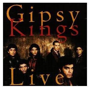 Gipsy Kings: Live - Cover