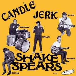 The Shake Spears: Candle - Cover