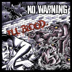 No Warning: Ill Blood - Cover