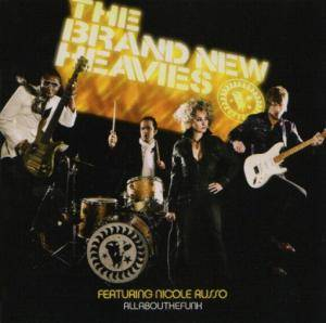 Cover - Brand New Heavies, The: All About The Funk