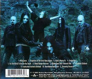 Dimmu Borgir: Death Cult Armageddon (CD) - Bild 2