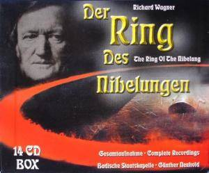 Richard Wagner: Ring Des Nibelungen, Der - Cover