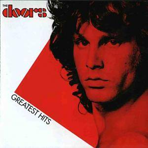 The Doors: Greatest Hits - Cover