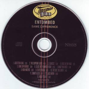Entombed: Same Difference (CD) - Bild 3
