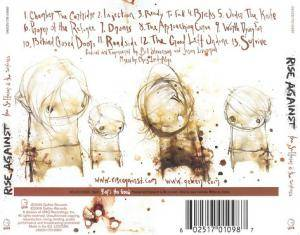 Rise Against: The Sufferer & The Witness (CD) - Bild 2