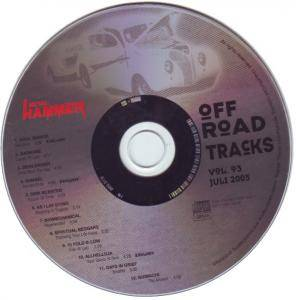 Metal Hammer - Off Road Tracks Vol. 93 (CD) - Bild 3