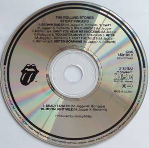 The Rolling Stones: Sticky Fingers (CD) - Bild 3