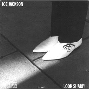 Cover - Joe Jackson: Look Sharp!