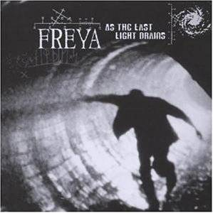 Cover - Freya: As The Last Light Drains