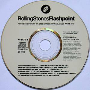 The Rolling Stones: Flashpoint (CD) - Bild 2