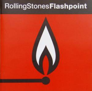 The Rolling Stones: Flashpoint - Cover