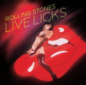 The Rolling Stones: Live Licks - Cover