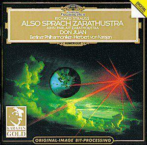 Richard Strauss: Also Sprach Zarathustra Op.30 / Don Juan Op.20 - Cover