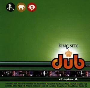 King Size Dub 4 - Cover