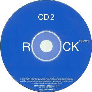 Rock Songs (2-CD) - Bild 4