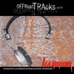 Metal Hammer - Off Road Tracks Vol. 24 (CD) - Bild 1