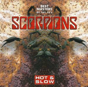 Scorpions: Hot & Slow - Best Masters Of The 70's - Cover