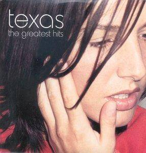 Texas: Greatest Hits, The - Cover