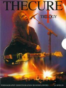 The Cure: Trilogy - Cover