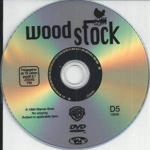 Woodstock - The Director's Cut (DVD) - Bild 4