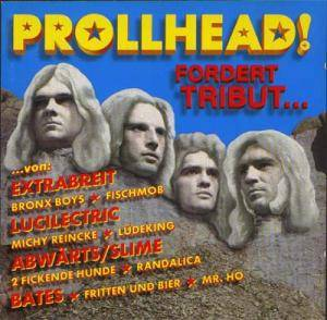 Prollhead! Fordert Tribut... - Cover