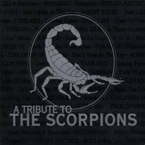 Tribute To The Scorpions, A - Cover